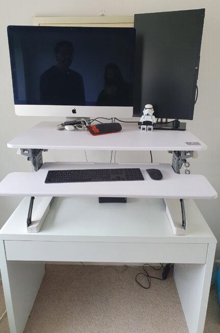 Benefits Yo-Yo standing desk